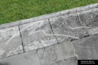 Beton Brož Obrubník Tvář kamene® Gabro