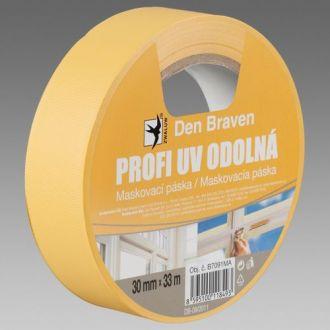 Den Braven Profi UV odolná maskovací páska