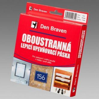 Den Braven B5202RL Oboustranně lepící páska