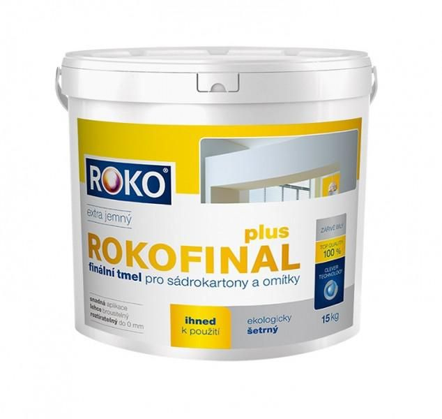 Tmel Rokofinal 15kg Rokospol a.s.