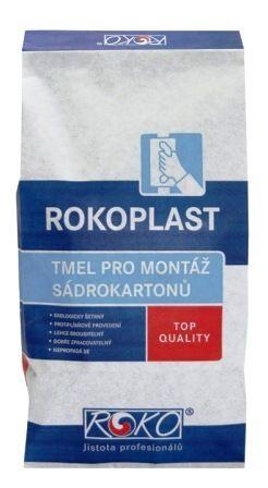 Tmel Rokoplast 5 kg Rokospol a.s.