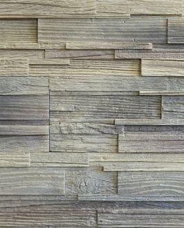 VIKO - Betonový obklad DŘEVOMOZAIKA