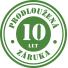 Skleník z polykarbonátu Trjoska 4 mm GUTTA