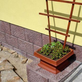 VIKO - Betonový obklad SPITZ
