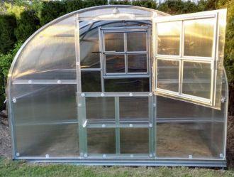 Skleník Gardentec Classic 4 mm + DÁRKY + DOPRAVA ZDARMA GUTTA
