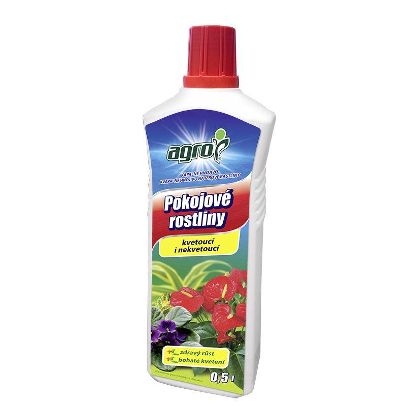 AGRO Kapalné hnojivo pro pokojové rostliny 1l