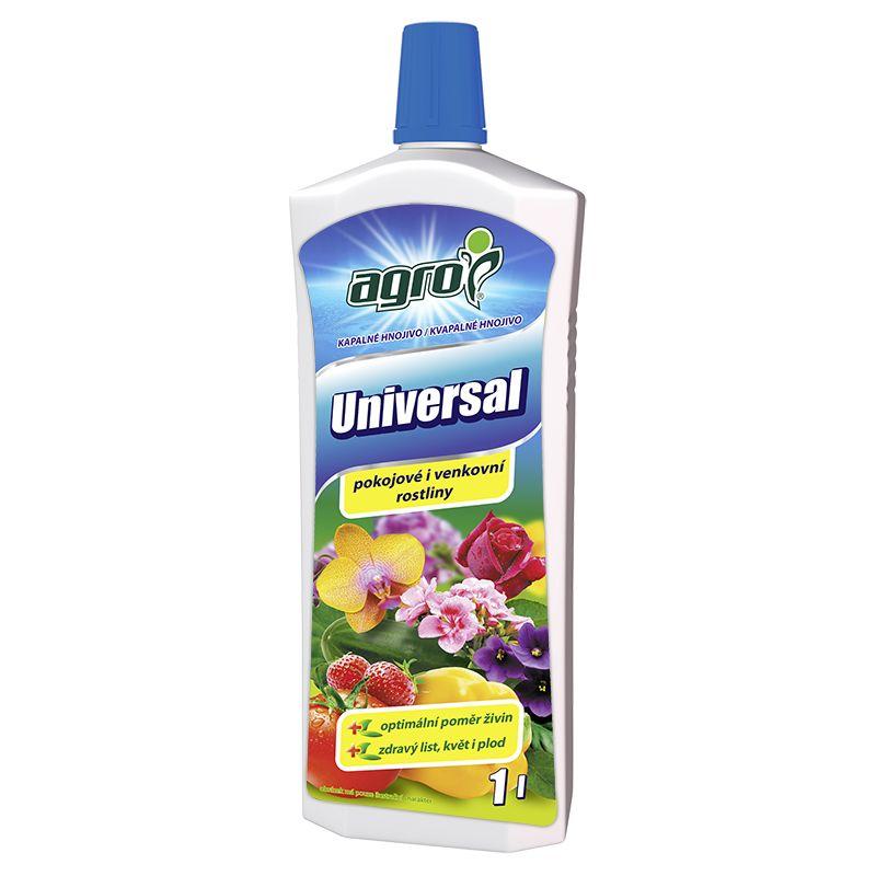 AGRO Kapalné hnojivo univerzální 1l