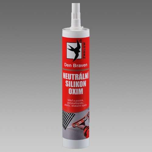 Neutrální silikon OXIM Den Braven 30602RL 310 ml