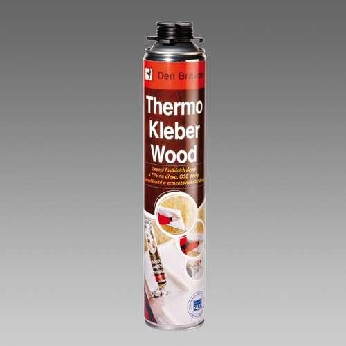 Thermo Kleber Wood Den Braven 40221WT 750 ml žlutá