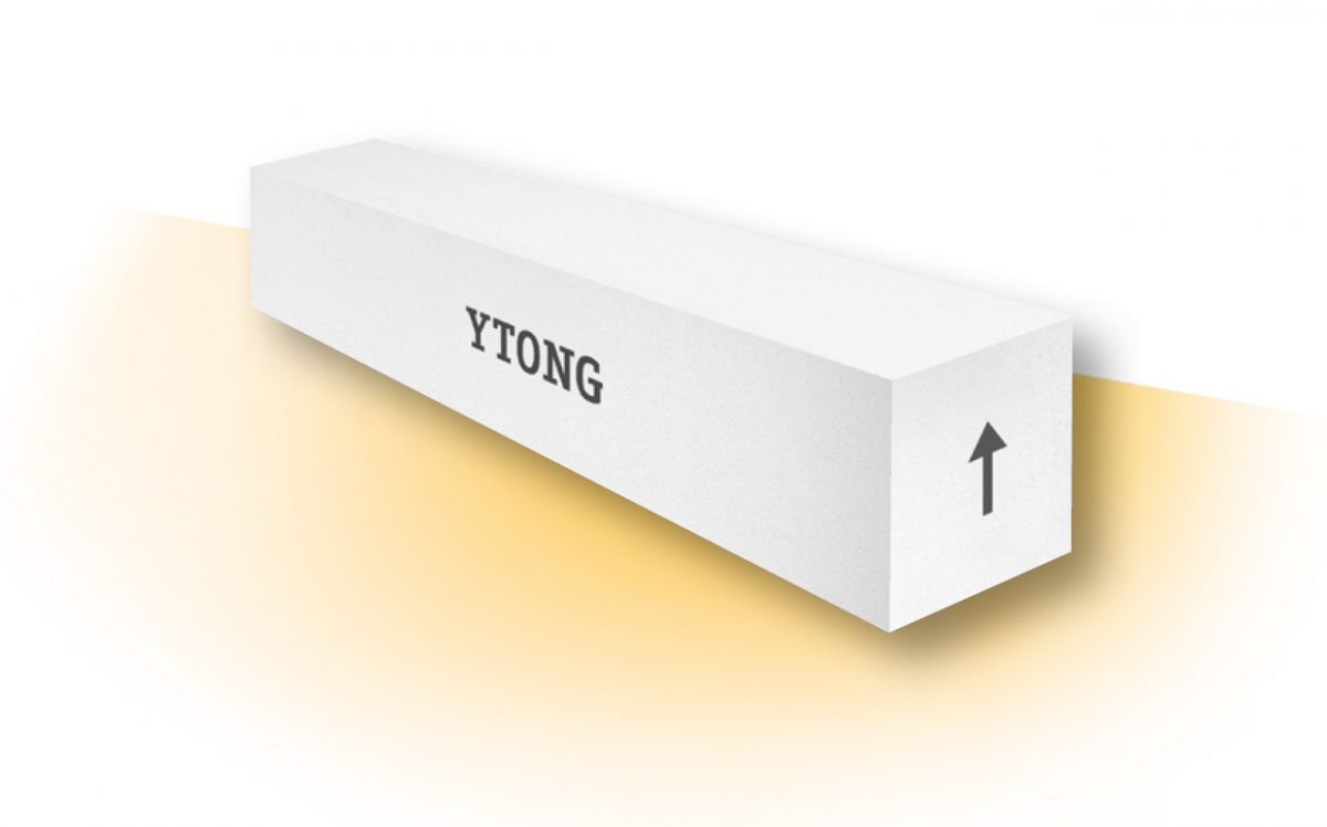 YTONG Nosný překlad 375x249x1750 mm