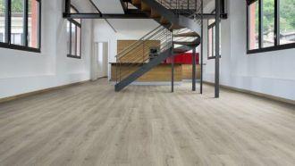 Laminátová plovoucí podlaha premium D3126 Dub šedý