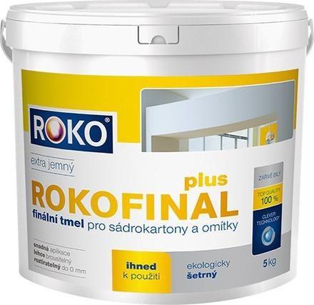Tmel Rokofinal 5kg Rokospol a.s.