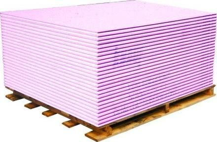 Sádrokartonová deska GKF 12,5x1250x2000 mm SINIAT