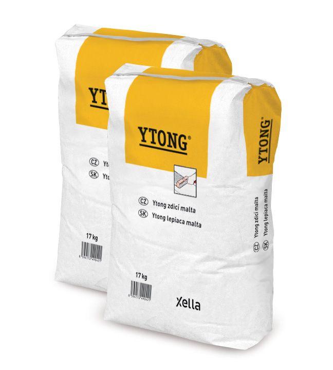 YTONG Zdící malta šedá 17 kg