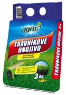 AGRO Trávníkové hnojivo 3 kg