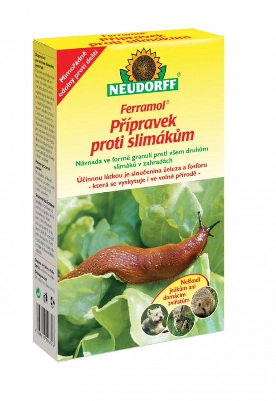 ND Ferramol - přípravek proti slimákům 1 kg AGRO