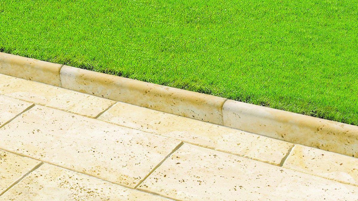 Semmelrock Bradstone Travero obrubník SEMMELROCK STEIN + DESIGN