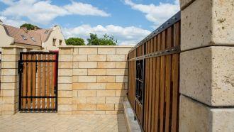 Semmelrock Bradstone Travero zeď