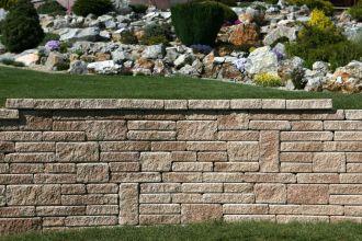Skládaný plot CSB - NATURBLOK