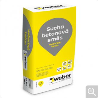Weber.bat beton 25 kg