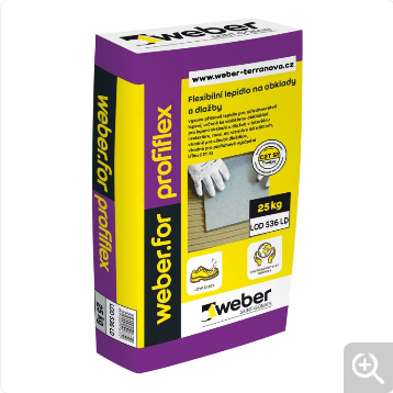 Weber.for profiflex 25 kg