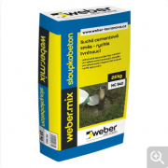 Weber.mix sloupkobeton 25 kg