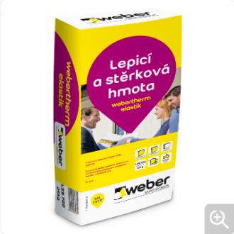 WEBER therm Elastik 25 kg