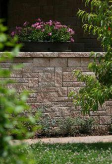 Blok NATURBLOK CS Beton stříška