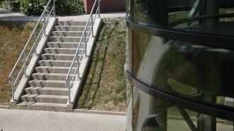 Schodišťový prvek STEP CS Beton