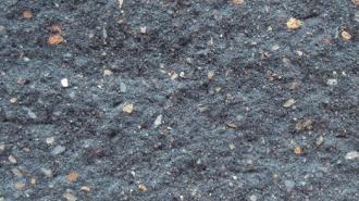 jednostranně štípaná šířky 30 cm s prořezem černá