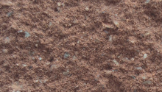 stříška šírky 20 cm hnědá