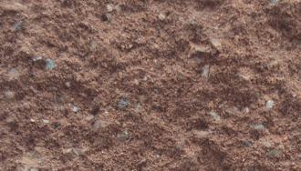stříška šírky 30 cm hnědá