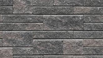Sloupkový kámen půlka 150 basanita