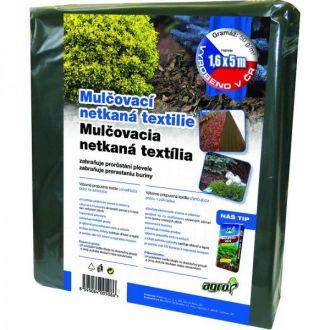 AGRO mulčovací netkaná textilie černá
