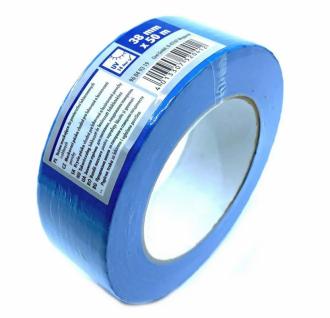 CIRET - Lepící páska papírová 38mmx50m modrá
