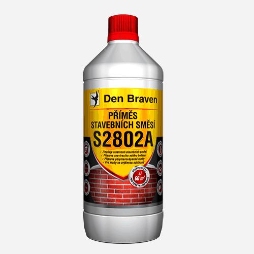 DEN BRAVEN S2802A Příměs stavebních směsí 1l