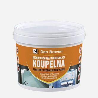 Jednosložková hydroizolace Koupelna Den Braven CH0290 5 kg