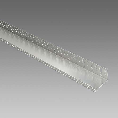 Soklový profil AL - 33 x 06 x 2000 mm  DEN BRAVEN