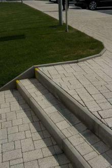 Zahradní obrubník R CS Beton
